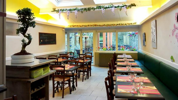 Le jardin l 39 italienne in pornic restaurant reviews for Le jardin de caroline restaurant
