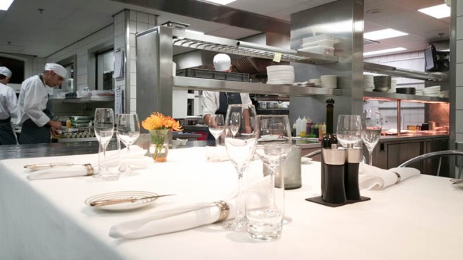Chefs Table La Rive - La Rive (Amstel Hotel), Amsterdam