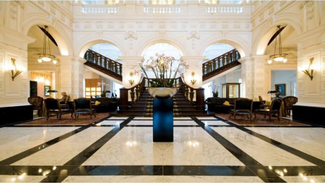 Lobby - La Rive (Amstel Hotel), Amsterdam