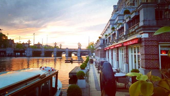 Restaurant - La Rive (Amstel Hotel), Amsterdam