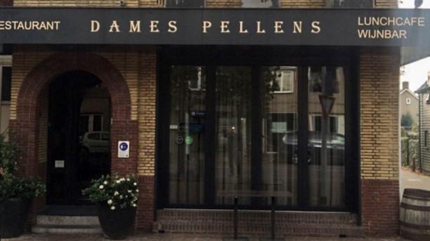 Dames Pellens ingang