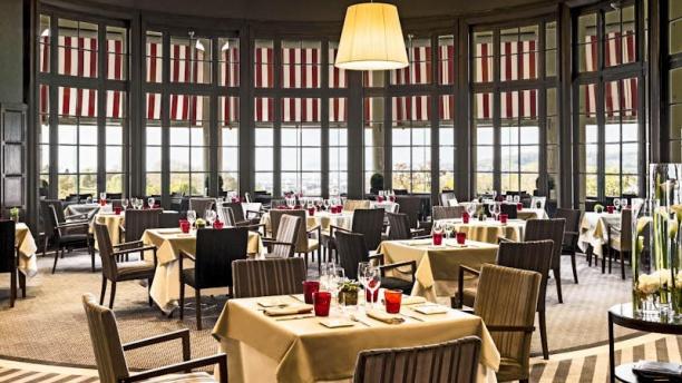 Restaurant Hotel Barriere Deauville