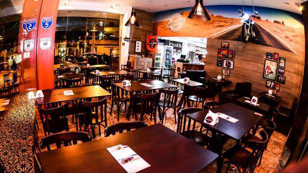 Moto Burger - Beer & Restaurant moto3