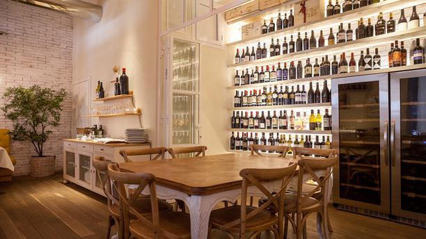 Restaurante la piccola di casa bleve en roma men for Schizzo di piccola casa