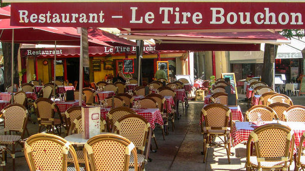 Le tire bouchon in montpellier restaurant reviews menu for Le petit jardin montpellier restaurant