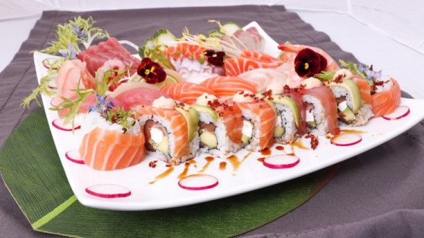 Sushi GM Suggestion de plat