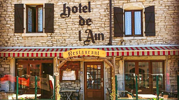 Hotel restaurant de l'ain Restaurant