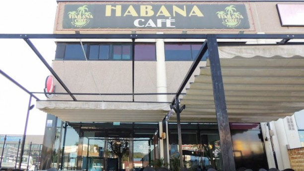 Habana Café Fachada