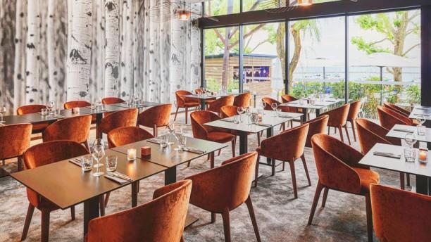 Le Belvédère Le Belvédère - Salle de restaurant