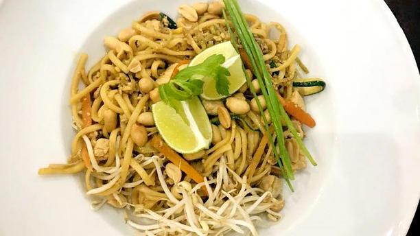 LAB34 DinnerSushi Suggerimento dello chef
