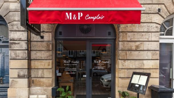 M&P Comptoir Devanture