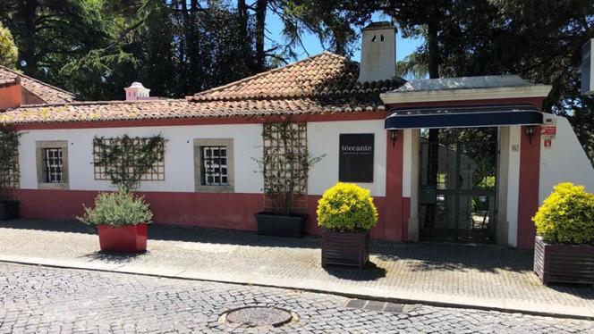 Toccante ristorante italiano a Sintra in Portogallo