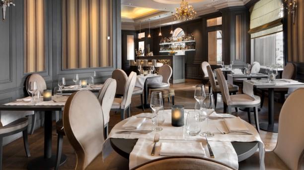 Le 47 Salle du restaurant