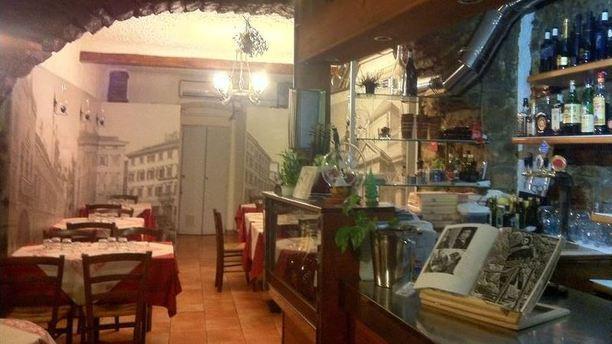 Taverna Antica Trieste Interno locale