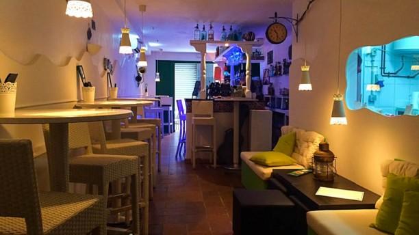 Bohemi's Bistro Vista sala