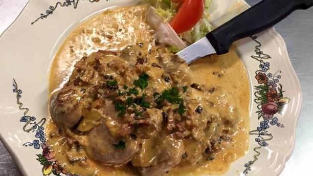 La Grange du Gloeckelsberg Filet mignon de porc au munster