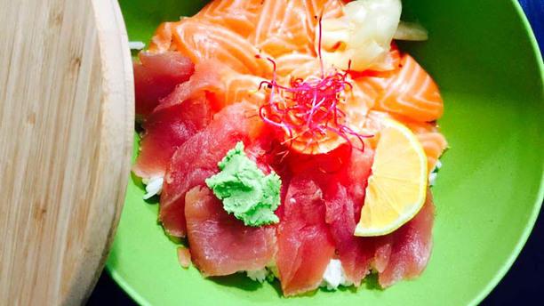 Wanya sashimi