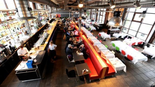 IJ-kantine Restaurantzaal