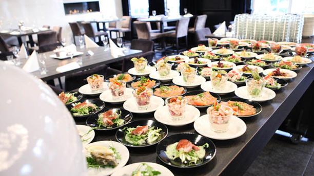 Fox  Horeca Voorgerechtentafel in het Restaurant