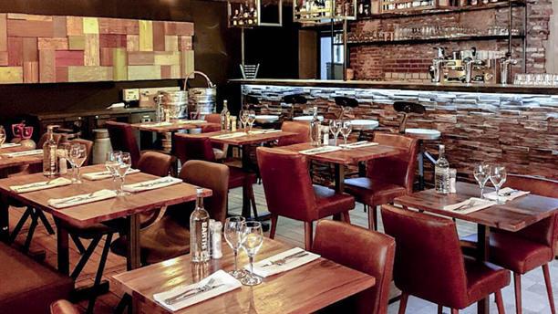 Meat & More Het restaurant