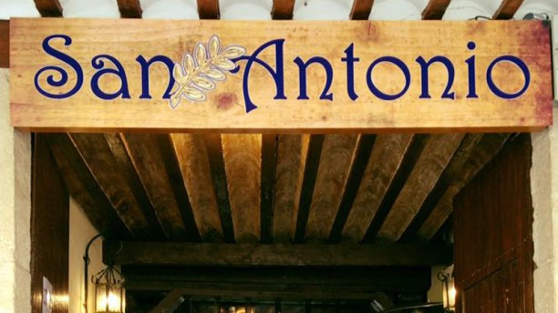 San Antonio Entrada