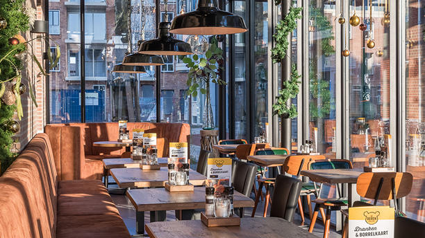 De Beren - Alphen aan den Rijn Restaurant