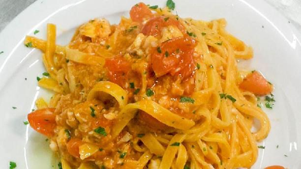 L'Officina del Pesce di Pomezia Primo piatto