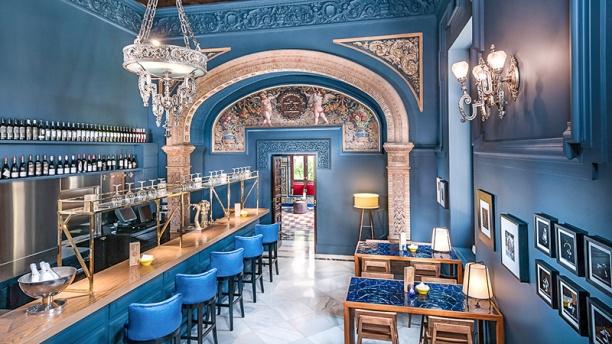 Ena By Carles Abellan - Hotel Alfonso XIII Ena by Carles Abellan - Interior
