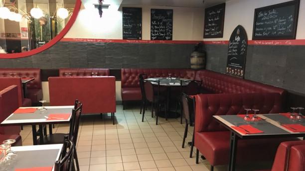 Le Napoleon Salle du restaurant