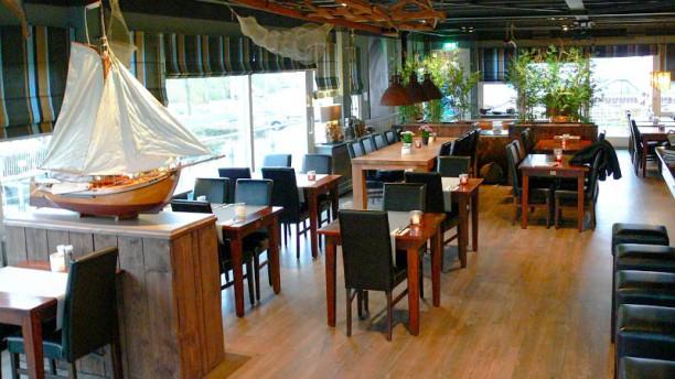 Boot - eten & drinken Huizen Het restaurant