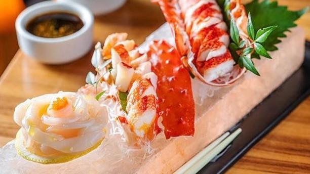 Ummi Finest Sushi Sugestão do chef