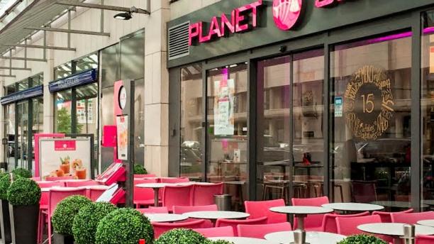 Planet Sushi photo exterieur