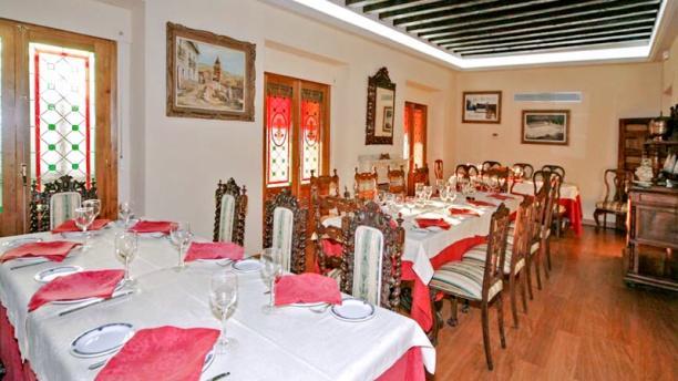 Casa Carmelo Vista sala