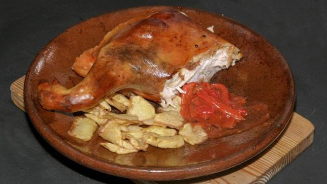 cochinillo - Casa Carmelo, Ocaña