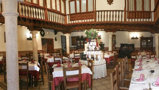 Vista sala - Casa Carmelo, Ocaña