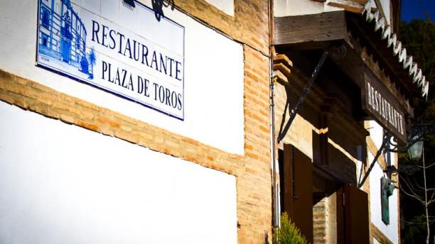 Plaza de Toros La fachada