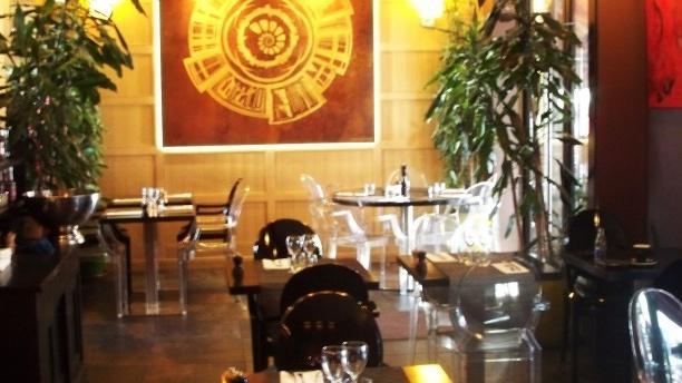 Le Toucan Salle du restaurant