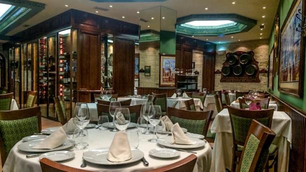 Restaurante el rinc n del prado en madrid museo thyssen for Restaurante calle prado 15 madrid