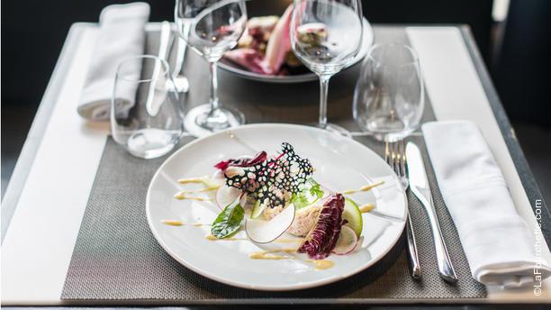 Les Bouquinistes Rillettes de thon et radis raifort