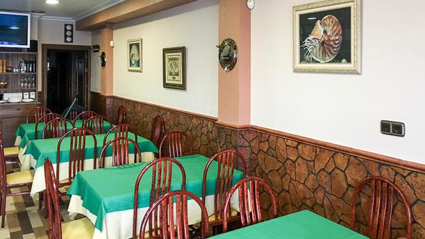 Pizzeria Nautilus Vista sala