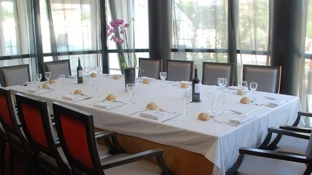 Restaurante h tel restaurant le palladia en toulouse - Le verre y table restaurant viroflay ...