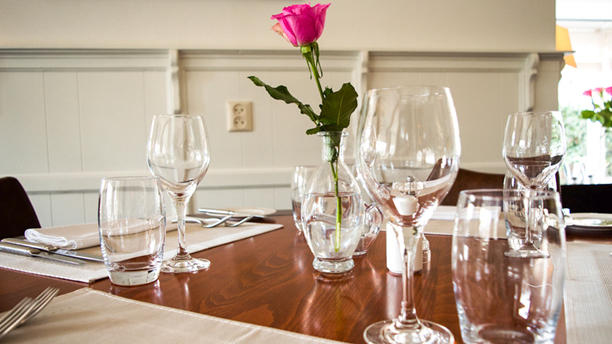 De Boer'nkinkel Restaurant tafel