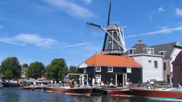 Restaurant Zuidam Molen Adriaan
