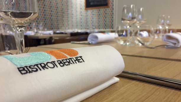 Le Bistrot Berthet Table