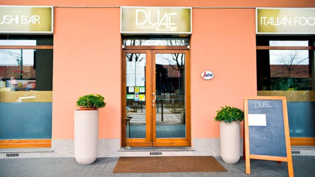 Duae Contemporary Restaurant Sala del ristorante