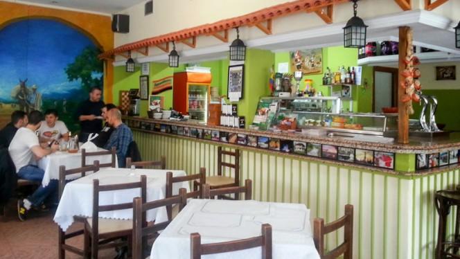 La sala - Hágale Pues, Leganés