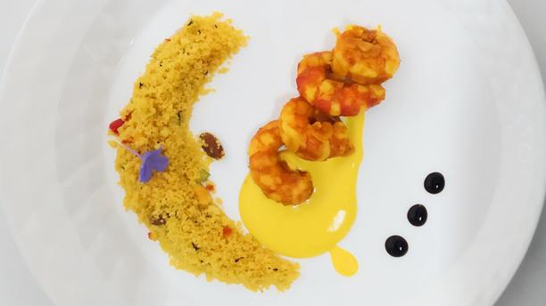 """Claire De Lune  """"Porto Azzurro Restaurant"""" Suggerimento dello chef"""
