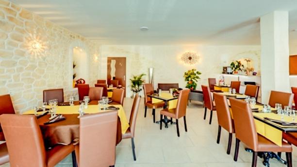 Restaurant d'Ici et d'Ailleurs Vue de la salle