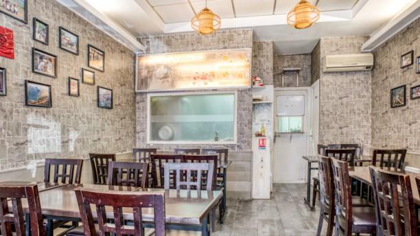 Le Pont de Yunnan Salle du restaurant