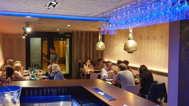 Villa Malquerida Sala del restaurante